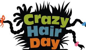 Crazy Hair Day January 29th!