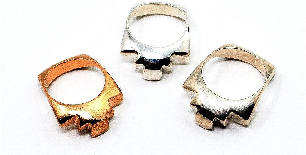 Blarney Ring - Bronze
