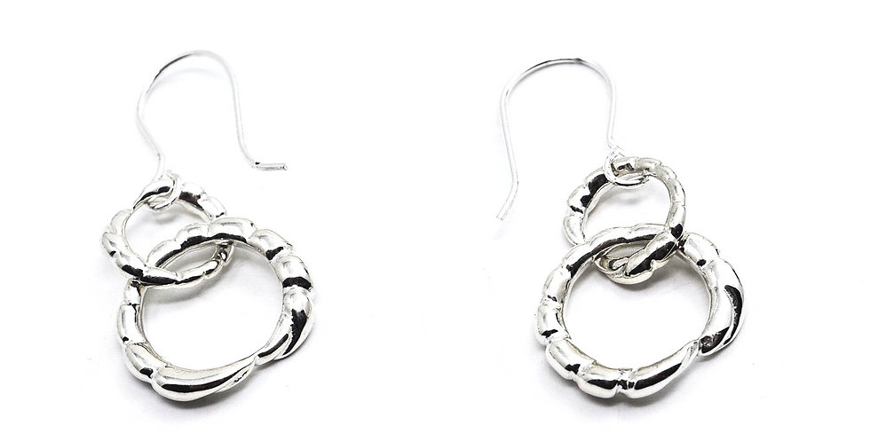 Arame Earrings