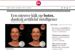 Interview voor EvaJinek.nl
