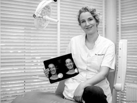 Cosmetisch arts Marsha Wichers: 'Ik hou niet van het perfecte plaatje'