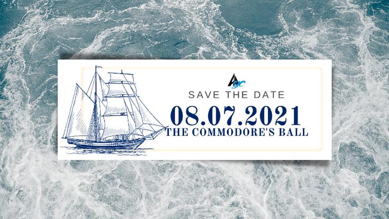 The 2021 Commodore's Ball