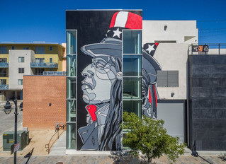 Street Art News Recap's POW! WOW! Antelope Valley