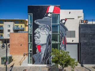 Street Art News Recap's POW! WOW! Antelope Valley