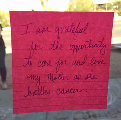 Do Happy Daygratitude note