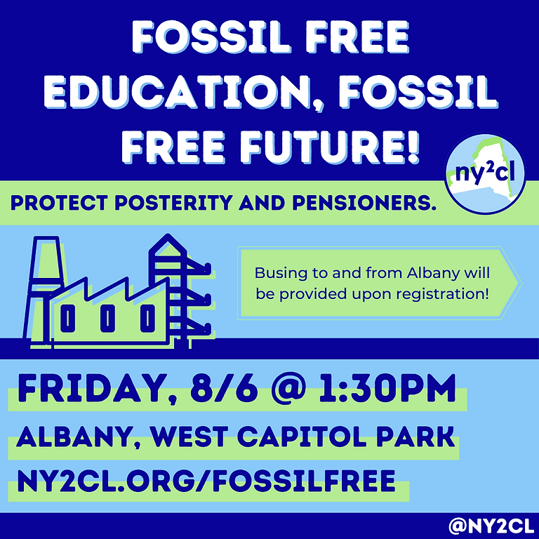 New York Youth Climate Protest