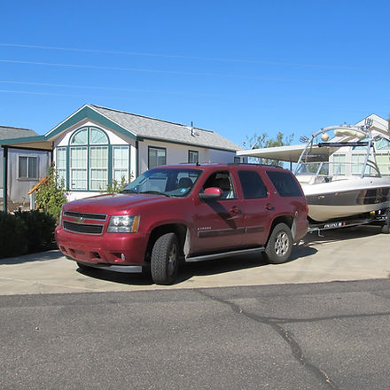 Our Cabin Rental at Roosevelt Lake in Arizona