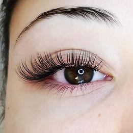 Cc curl cat eye #lashes #lashlife #lashe