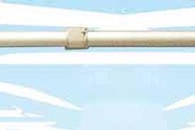 Kit tubo di scarico mezza altezza sagomato (cod. 3960036)