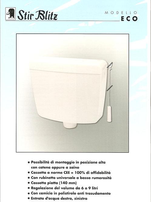 Cassetta alta/a zaino Eco (cod. 32225074)