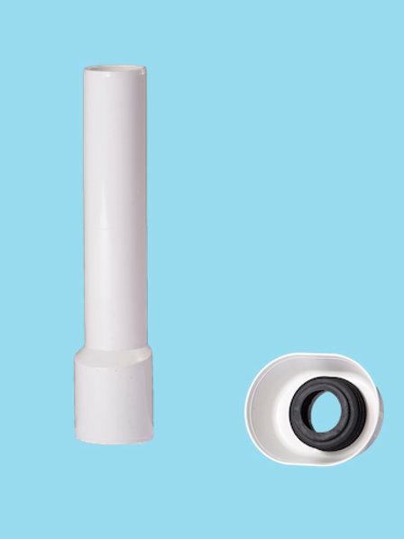 Kit canotto e rosone bianco (cod. 5500283)