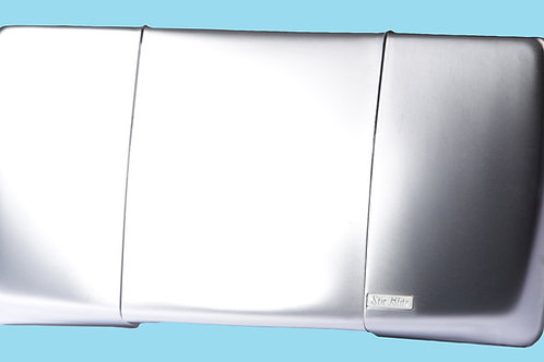 Placca di comando Kristall cromata opaca verniciata (cod. 5500178)