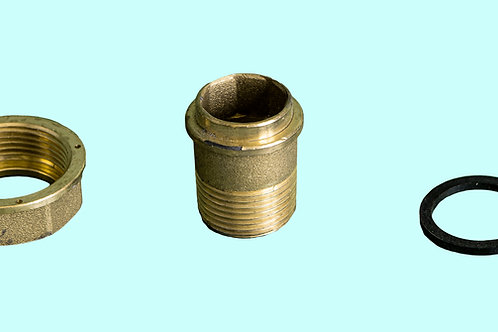 Assieme raccordi e guarnizioni per metano (cod. 8500006)