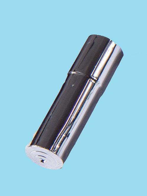 Pulsante cromato per com. scarico tipo C (conf. da 3 pz.) (cod. 1792410)
