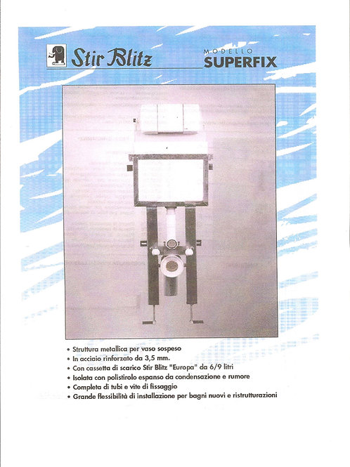 Struttura Superfix (cod. 9600220)