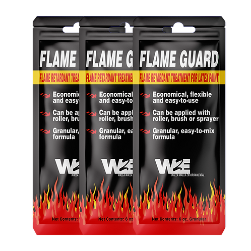 Flame Guard Fire Retardant Additive -BUNDLE