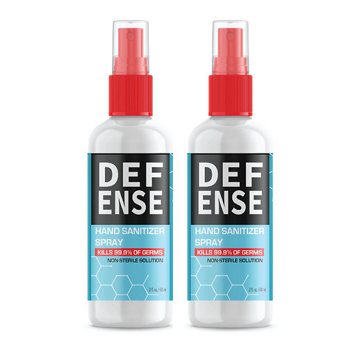 Defense Hand Sanitizer (2 oz.) (travel pack)