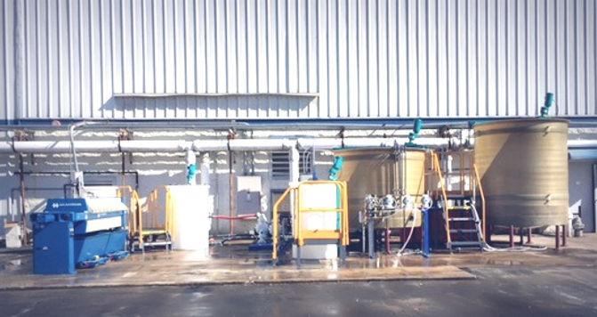 Walla Walla Environmental waste water treatmen system.