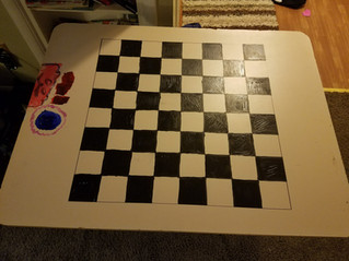Popup Update - Game table