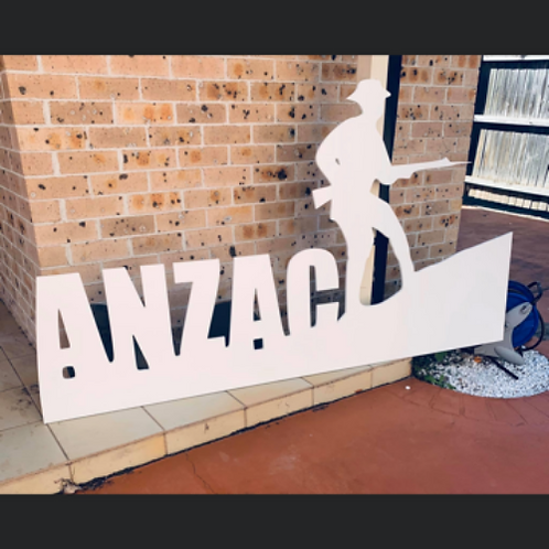 Anzac Sign