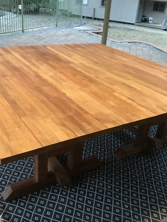 Large Wooden Table.HEIC