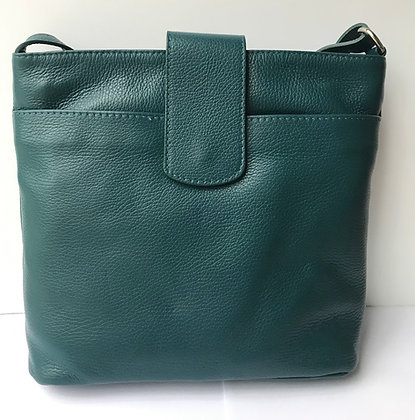 Paula Xbody Handbag - Teal