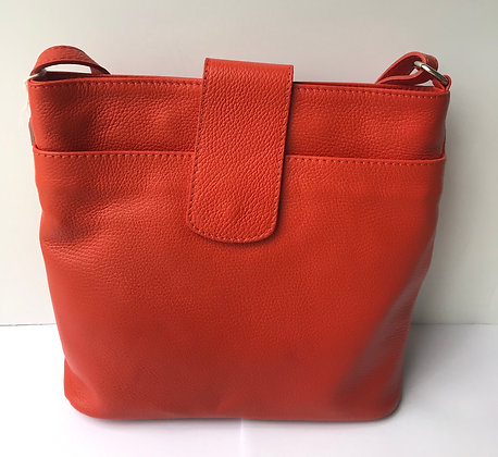 Paula Xbody Handbag - Orange