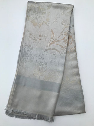 Silver & Gold Scarf (9)