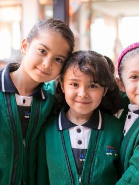Estudiantes Maren Kids Primaria