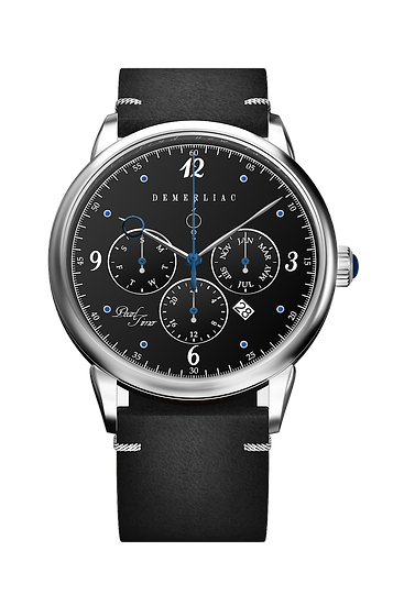 Pearl Timer - Black