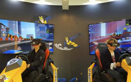 GPM, 자체 개발한 VR 레이싱 게임 '일렉트로맨 VR 레이싱' 공개