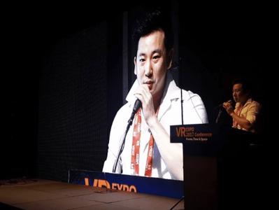 [인터뷰] 박성준 지피엠 대표 'VR 대중화 앞장서는 플랫폼 회사'