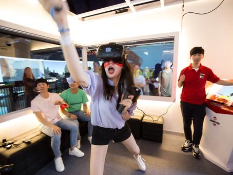 도심형 VR 테마파크 '몬스터 VR'을 주목해야 하는 이유