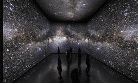 우주체험 디자인