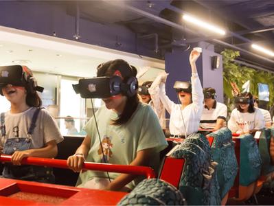 국내 최대 VR 테마파크, 인천 송도 '몬스터VR' 가보니
