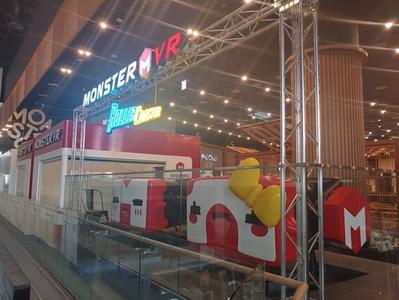 GPM, 김포국제공항에 VR쇼룸 '몬스터VR 에어' 오픈