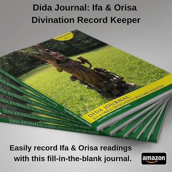 Dida Journal_ Ifa & Orisa Divination Rec