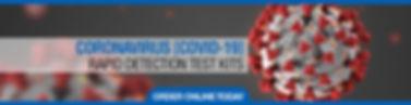 Coronavirus Covid-19 Rapid detecton tests