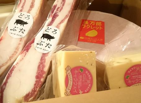 本日から北海道ワイン&チーズフェアー!