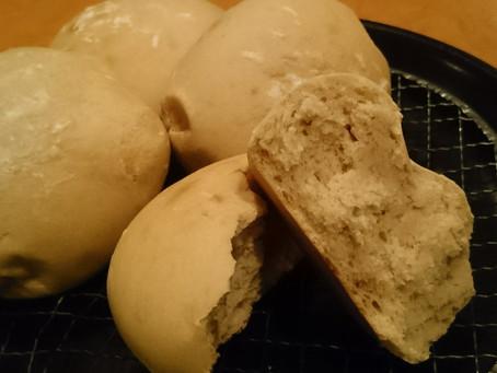 スペルト小麦でパン