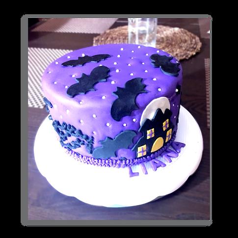 Vampirina Birthday Cake