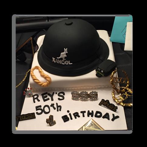 Kangol Birthday Cake