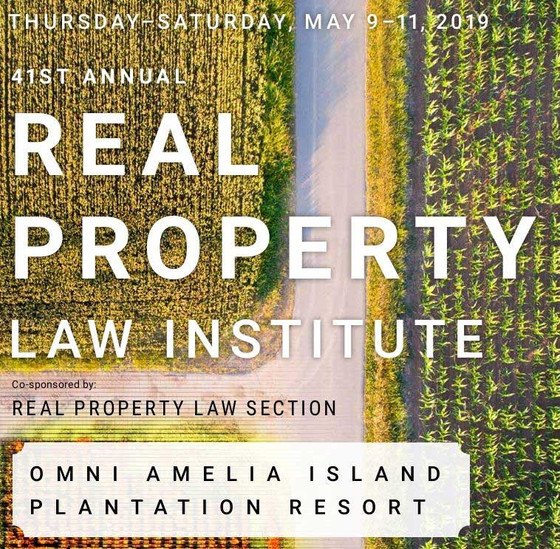 Georgia Real Property Law Institute