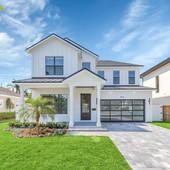 910 Vassar Street Orlando, FL 32804  4 BD   4/1 BA   3,252 SF  Design Concept