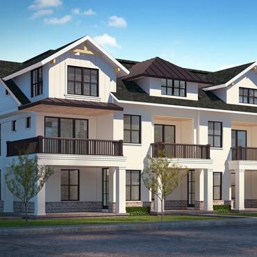 Urban Green Orlando, FL 32804  12 Townhomes | 3 BD | 3 BA | High $300's - Low $400's  Coming Soon