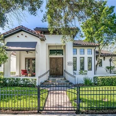 1751 Lake Baldwin Lane Orlando, FL 32814  5 BD | 4 BA | 4,408 SF  Sold