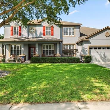 631 Lake Beulah Cove Winter Garden, FL 34787  5 BD | 3.5 BA | 3,708 SF  Sold