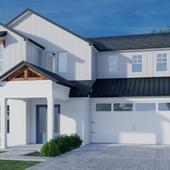1123 New Hampshire Orlando, FL 32804  4 BD   4/2 BA   3,586 SF  Design Concept