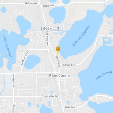 660 Lake Harbor Circle Orlando, FL 32809  Coming Soon