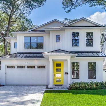 2423 Musselwhite Avenue  Orlando, FL 32804  4 BD   3.5 BA   2,936 SF  Design Concept